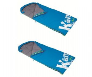 Kampa Junior Mars Sleeping Bag | Kids Sleeping Bag | O Meara Camping